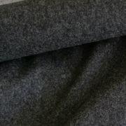 Bagbeklædning mørk grå
