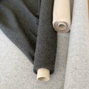 Bagbeklædning uld