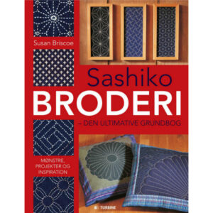 Sashikobroderi - den ultimative grundbog