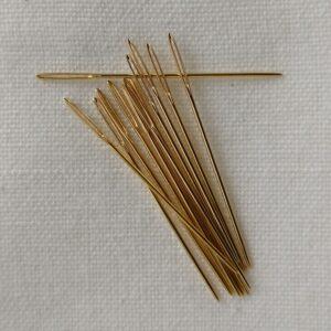 Permin - Guldnåle uden spids