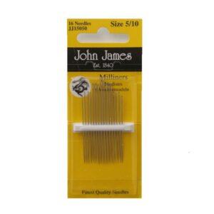 John James - Milliners