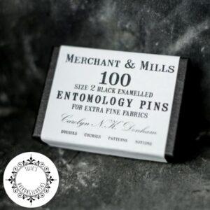 Hverdagsluksus!, Merchant&Mills knappenåle