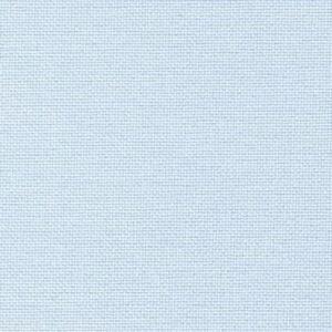 Zweigart, 13 trådet bomuld, lys blå