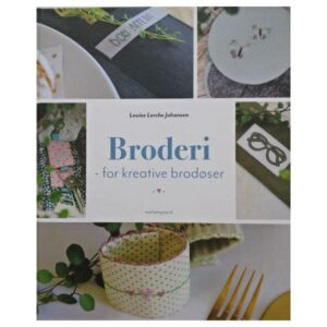 Louise Lerche, Broderi for kreative brodøser