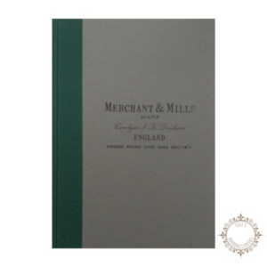 Hverdagsluksus!, Merchant&Mills Eco Skitsebog