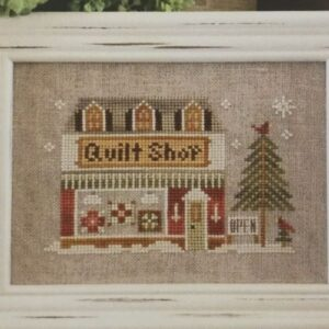 Hometown Holiday, Quilte shop