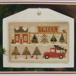 Hometown Holiday, Salg af Juletræer