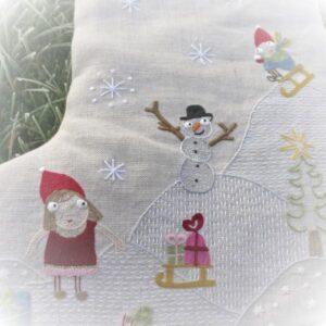 Lørdag: Mens vi venter på Jul I