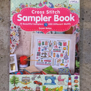 Susan Bates, Cross stitch sampler book