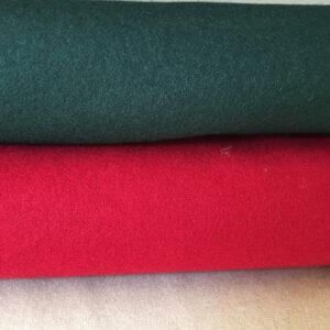 Bagbeklædning til pude, grøn