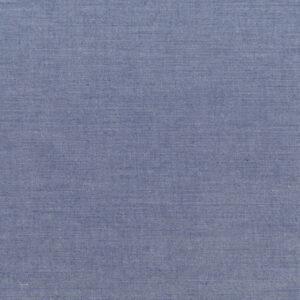 Tilda stof i 100% bomuld, Chambray dark blue