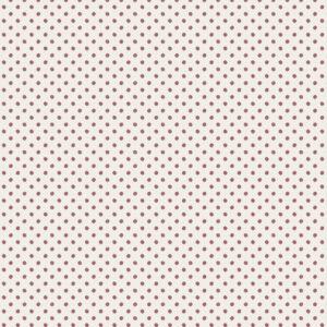 Tilda stof i 100% bomuld, Tiny Dots pink